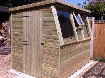 Windsor Garden Potting Shed